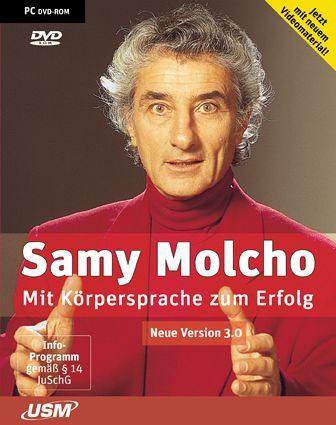 samy molcho mit k rpersprache zum erfolg 3 0 pc software portofrei bei b b. Black Bedroom Furniture Sets. Home Design Ideas