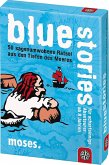 Moses Verlag 484 - Black Stories: Blue Stories