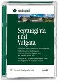 Septuaginta und Vulgata, 1 CD-ROM / Bibelausgaben