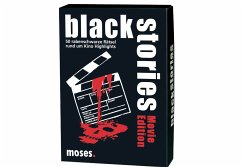 Moses Verlag 482 - Black Stories, Movie Edition