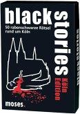 Moses Verlag 483 - Black Stories, Köln Edition