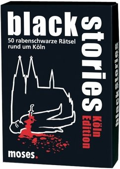 Moses Verlag 483 - Black Stories, Köln Edition