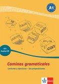 Caminos gramaticales A1. Heft und Audio-CD mit Lösungen