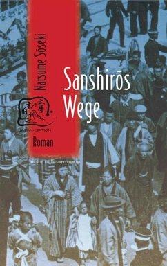 Sanshiros Wege - Soseki, Natsume