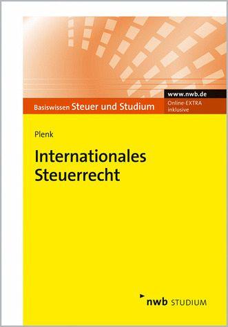 Internationales Steuerrecht - Plenk, Tobias
