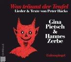 Was träumt der Teufel, 1 Audio-CD