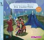 Starke Stücke, Wolfgang Amadeus Mozart - Die Zauberflöte, 2 Audio-CDs