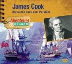 James Cook, 1 Audio-CD