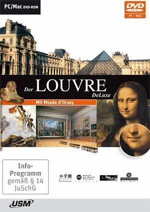 Der Louvre DeLuxe - Mit Musée d'Orsay (PC+Mac)