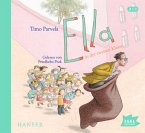 Ella in der zweiten Klasse / Ella Bd.2, 2 Audio-CDs