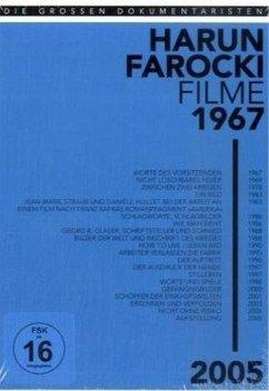 Harun Farocki Filme 1967 - 2005 (5 DVDs)