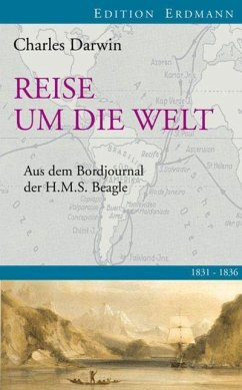 Reise um die Welt 1831-1836 - Darwin, Charles R.
