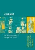 Cursus Ausgabe A/B. Prüfungstraining 2