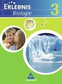 Erlebnis Biologie 3. Schülerband. Realschule. Niedersachsen
