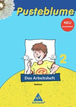 Pusteblume. Das Sachbuch 2. Arbeitsheft - Ausgabe 2009 Sachsen
