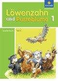 Löwenzahn und Pusteblume. Leselernbuch A