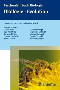 Taschenlehrbuch Biologie: Evolution - Ökologie
