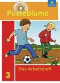 Pusteblume. Das Sprachbuch 3. Arbeitsheft. Nordrhein-Westfalen