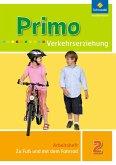 Primo Verkehrserziehung 2. Mit dem Fahrrad im Verkehr. Arbeitsheft - Ausgabe 2008