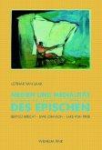 Medien und Medialität des Epischen in Literatur und Film des 20. Jahrhunderts