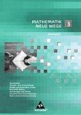 Mathematik Neue Wege SI 3. Arbeitsheft