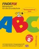 Findefix. Wörterbuch mit Bild-Wörterbuch Englisch. Lateinische Ausgangsschrift. Mit CD-ROM