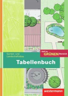 Tabellenbuch Gartenbau- und Landschaftsbau - Petersen, Sabine