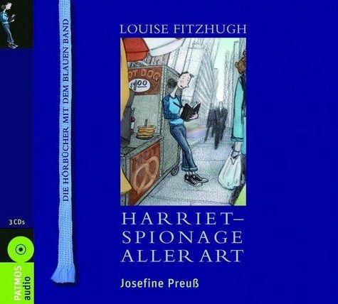 Harriet - Spionage aller Art - Josefine Preuß