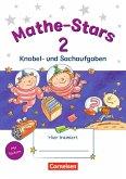 Mathe-Stars 2. Schuljahr. Knobel- und Sachaufgaben / Mathe-Stars Knobel- und Sachaufgaben Bd.2