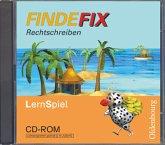 Findefix Rechtschreiben, 1 CD-ROM
