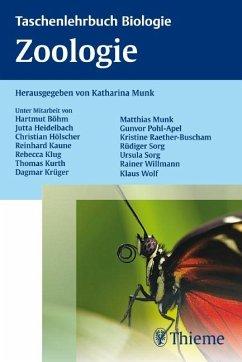 Taschenlehrbuch Biologie: Zoologie - Munk, Katharina