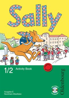 Sally, Ab Klasse 1. 1./2. Schuljahr, Ausgabe E, Activity Book m. Audio-CD