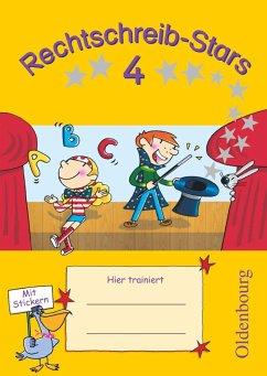 Rechtschreib-Stars 4. Schuljahr. Übungsheft