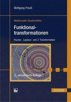 Funktionaltransformationen - Preuß, Wolfgang