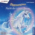 Nacht der 1000 Sterne / Sternenschweif Bd.7 (Audio-CD)