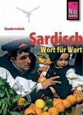 Kauderwelsch Sprachführer Sardisch Wort für Wort