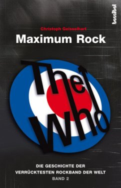 Maximum Rock - The Who - Geisselhart, Christoph