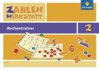 Zahlenwerkstatt - Rechentrainer 2 - Ausgabe 2009