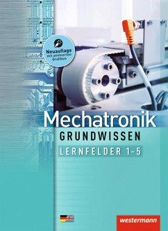 Mechatronik / Produktionstechnologie 1. Lernfelder 1-5: Schülerband. Grundwissen - Thielert, Mike; Sokele, Günter; Fuhrmann, Jörg; Theissen, Helge