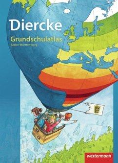 Diercke Grundschulatlas. Baden-Württemberg