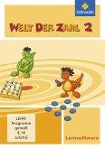 2. Schuljahr, 1 CD-ROM / Welt der Zahl - Lernsoftware, Ausgabe 2009