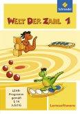 1. Schuljahr, 1 CD-ROM / Welt der Zahl - Lernsoftware, Ausgabe 2009