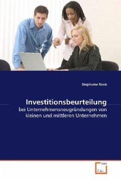 Investitionsbeurteilung