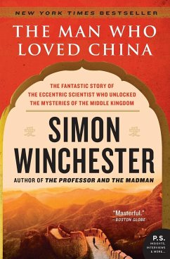 Man Who Loved China, The - Winchester, Simon