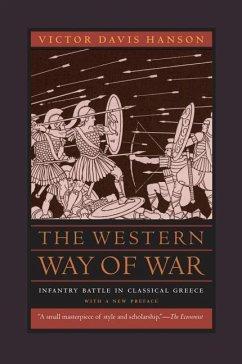 Western Way of War - Hanson, Victor Davis