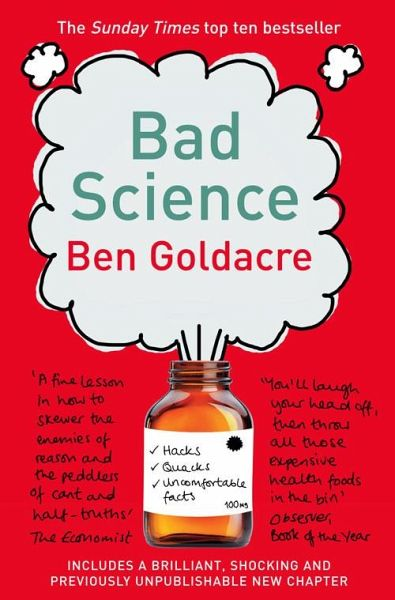 Bad Science - Goldacre, Ben