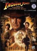Indiana Jones and the Kingdom of the Crystal Skull, w. Audio-CD, for Horn in F