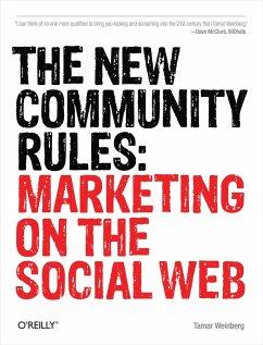 The New Community Rules - Weinberg, Tamar