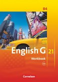 English G 21. Ausgabe B 4. Workbook mit Audio-Materialien