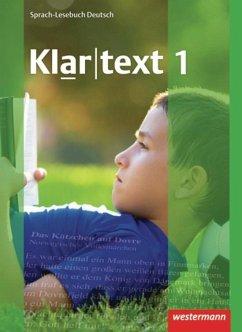 Klartext 5. Schülerband. Realschule. Baden-Württemberg